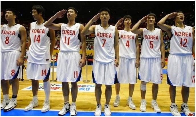Korea Basketball Team For Fiba World Cup 2014.jpg